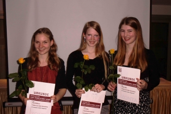 2013: Ilona Nordhorn, Ina Seelig (Siegerin), Frieda Stifft