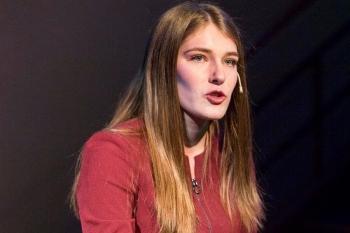 YWPA-Preisträgerin Alison Cohen   D9